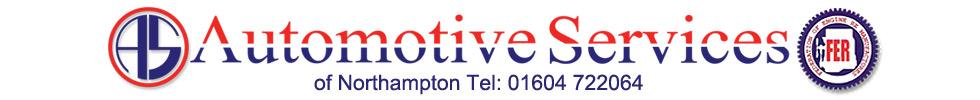 Automotive Services Northampton